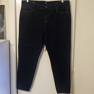 a.n.a. jegging. 18W. NEVER WORN.